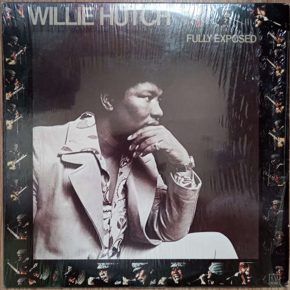 Willie Hutch Fully Exposed LP 0