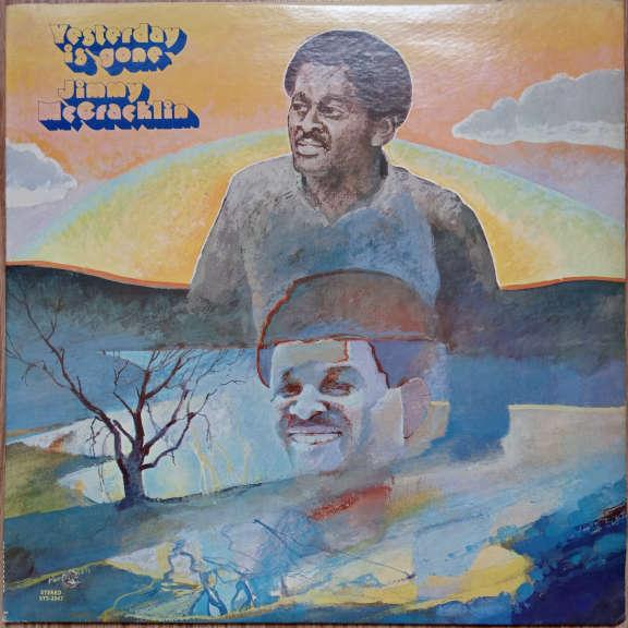 Jimmy McCracklin Yesterday Is Gone  LP 0