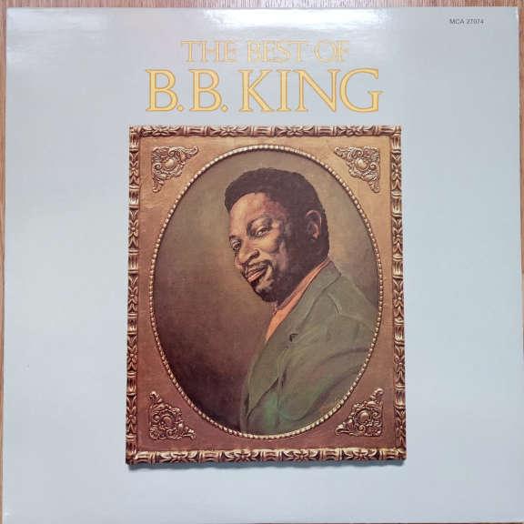 B.B. King The Best Of B.B. King LP 0