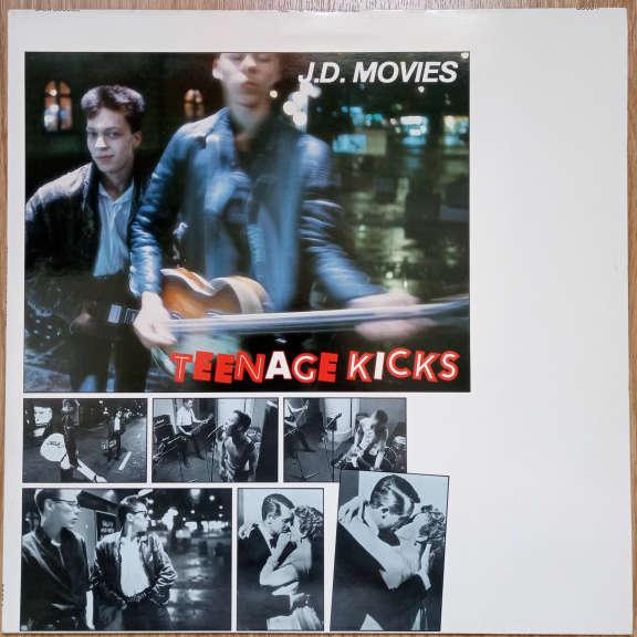 Teenage Kicks J.D. Movies LP 0
