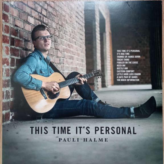 Pauli Halme This Time It's Personal LP 0