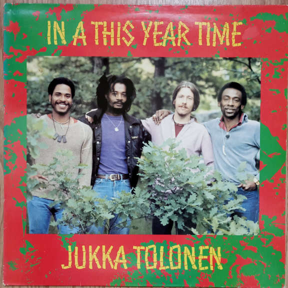 Jukka Tolonen In A This Year Time   LP 0