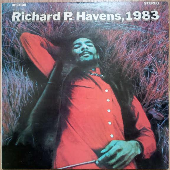 Richie Havens Richard P. Havens 1983 LP 0
