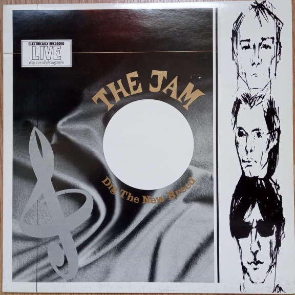 The Jam Dig The New Breed   LP 0