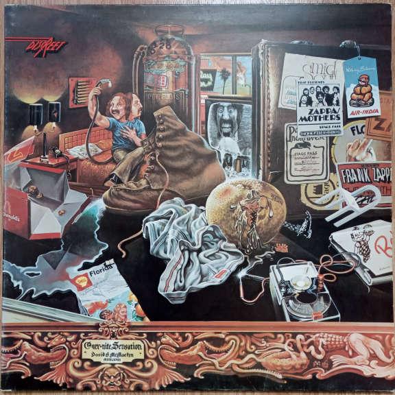 The Mothers  Over-Nite Sensation LP 0