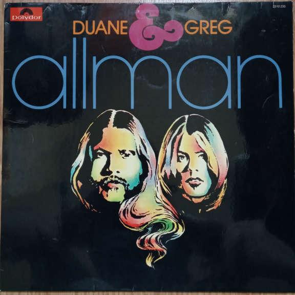 Duane & Greg Allman Duane & Greg Allman LP 0