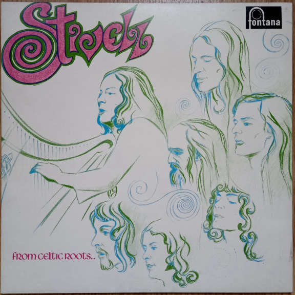 Alan Stivell From Celtic Roots... LP 0
