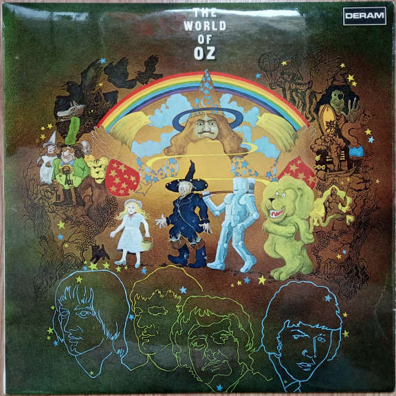 The World Of Oz The World Of Oz LP 0