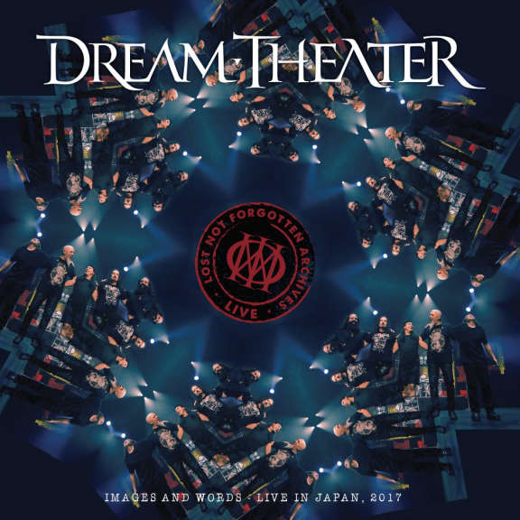 Dream Theater Lost Not Forgotten Archives: Images And Words - Live In Japan, 2017 (coloured) LP 2021