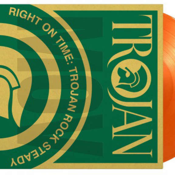 Various Right On Time - Trojan Rock Steady (coloured) LP 2021