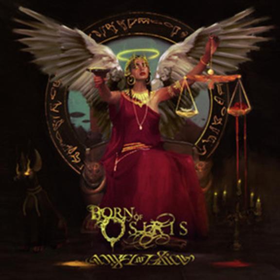 Born Of Osiris Simulation LP 2021