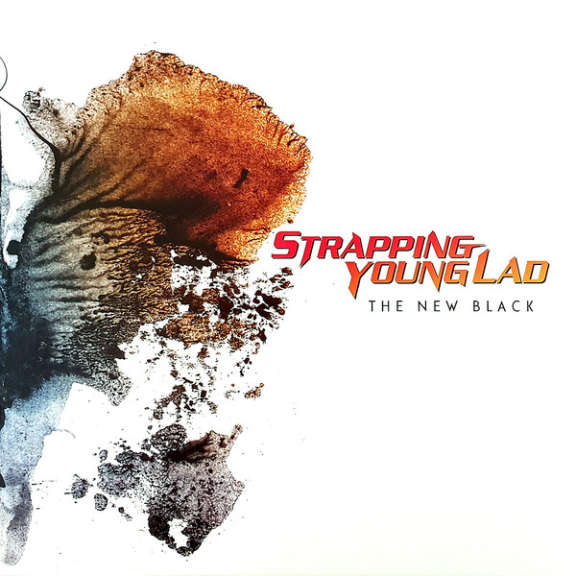 Strapping Young Lad The New Black (white vinyl) LP 2021