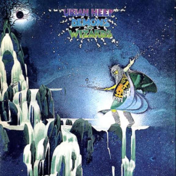 Uriah Heep Demons And Wizards LP 0
