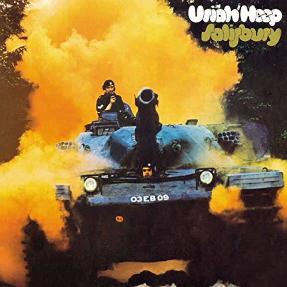 Uriah Heep Salisbury LP 0