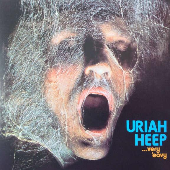 Uriah Heep ...Very 'Eavy ...Very 'Umble LP 0