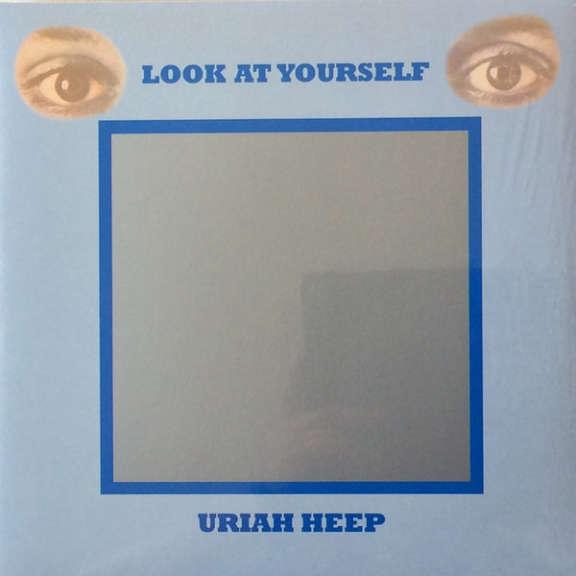 Uriah Heep Look At Yourself LP 0