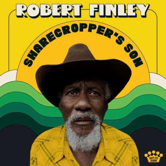 Robert Finley Sharecropper's Son (coloured) LP 2021