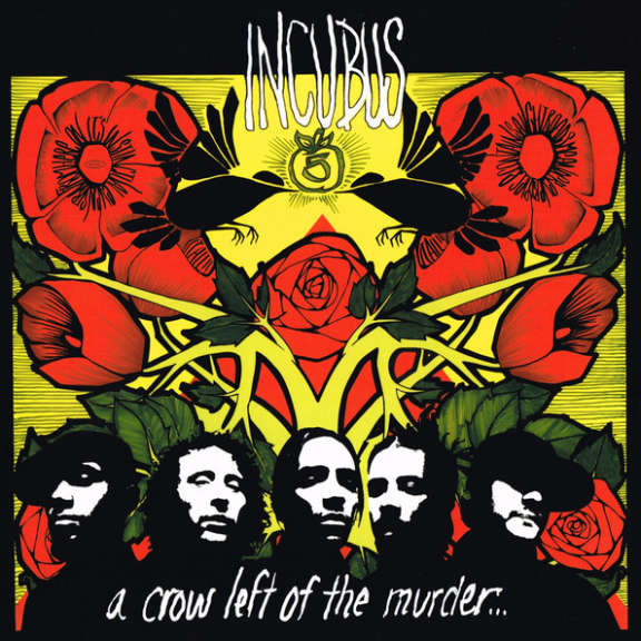 Incubus  A Crow Left of the Murder... LP 2013
