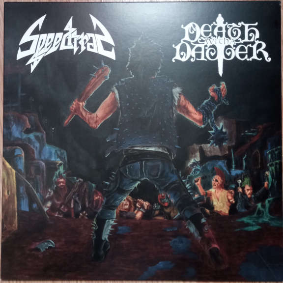 Death With A Dagger / Speedtrap Death With A Dagger / Speedtrap LP 0