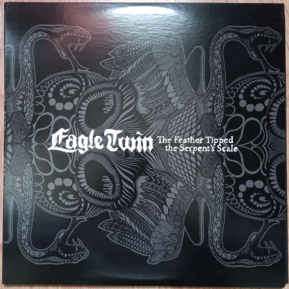 Eagle Twin The Feather Tipped The Serpent's Scale LP 0