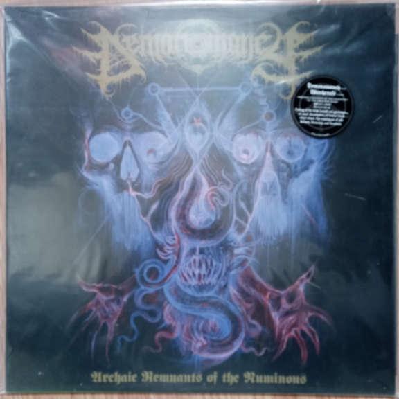 Demonomancy & Witchcraft Archaic Remnants Of The Numinous / At The Diabolus Hour LP 0