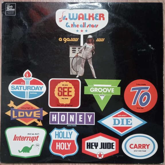 Junior Walker & The All Stars A Gasssss LP 0