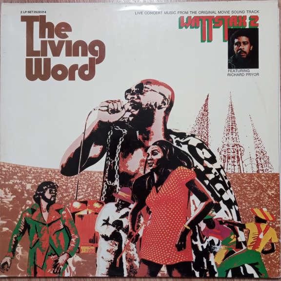Various The Living Word - Wattstax 2  LP 0