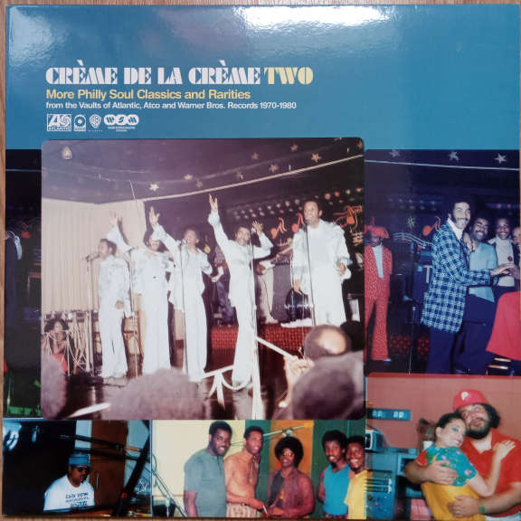 Various Crème De La Crème Two (More Philly Soul Classics And Rarities From The Vaults Of Atlantic, Atco And Warner Bros. Records 1970-1980) LP 0