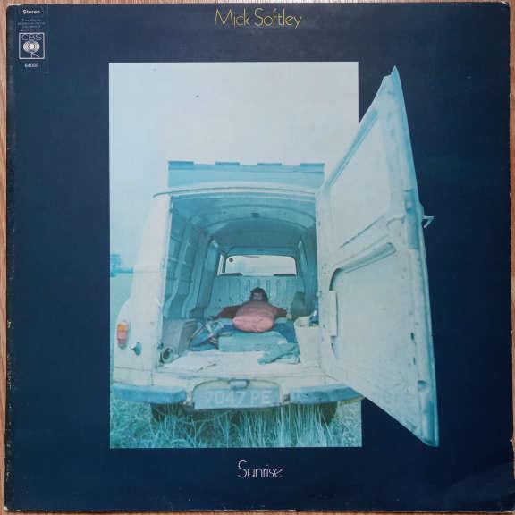 Mick Softley Sunrise LP 0
