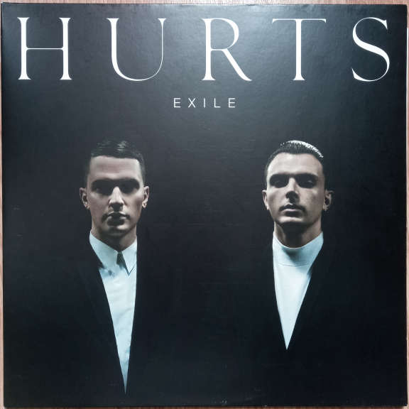 Hurts Exile LP 0