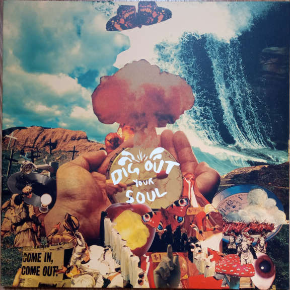 Oasis Dig Out Your Soul  LP 0