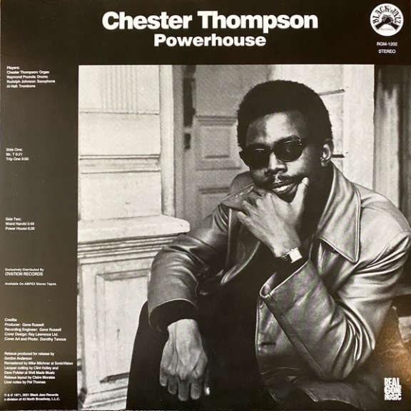 Chester Thompson Powerhouse LP 0