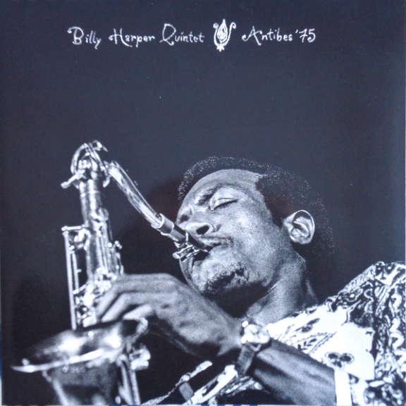 Billy Harper Quintet Antibes '75 LP 0