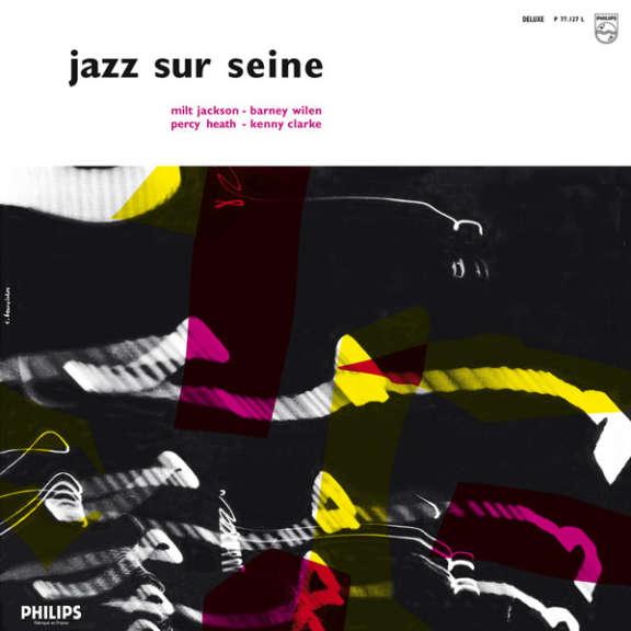 Milt Jackson & Barney Wilen & Percy Heath & Kenny Clarke Jazz Sur Seine LP 0