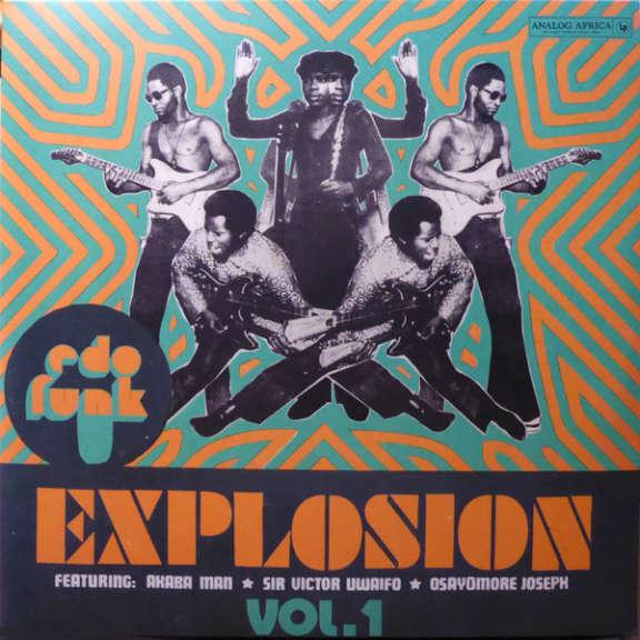Various Edo Funk Explosion Vol. 1 LP 0