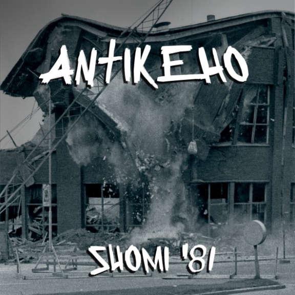 ANTIKEHO Suomi '81 LP 2021