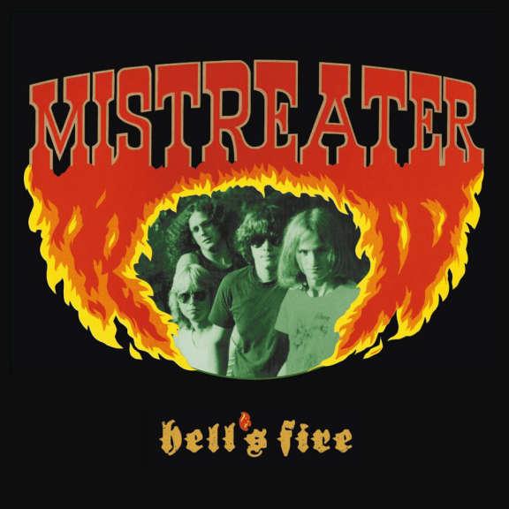 Mistreater Hell's Fire LP 2021