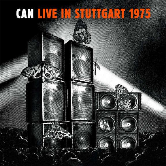 Can Live in stuttgart 1975 LP 2021