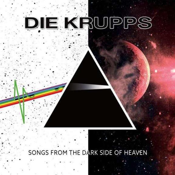 Die Krupps Songs From the Dark Side of Heaven LP 2021