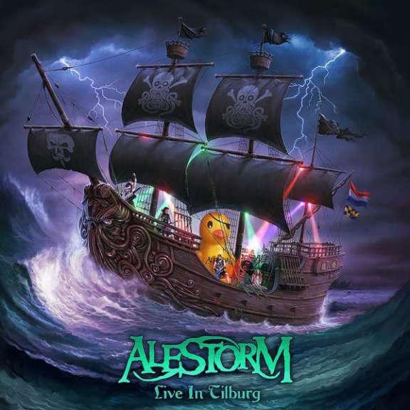 Alestorm Live In Tilburg LP 2021