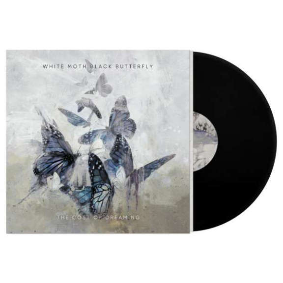 White Moth Black Butterfly The Cost Of Dreaming LP 2021