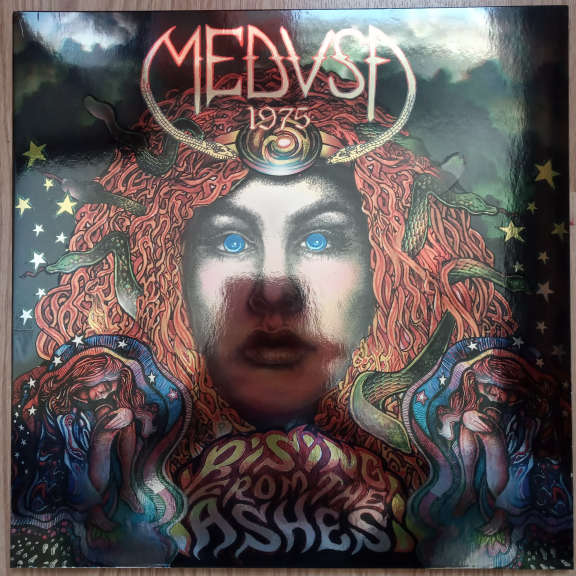 Medusa1975 Rising From The Ashes LP 0