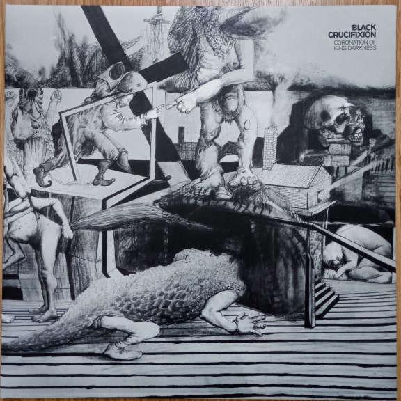 Black Crucifixion Coronation Of King Darkness LP 0