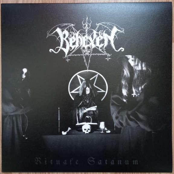 Behexen Rituale Satanum LP 0