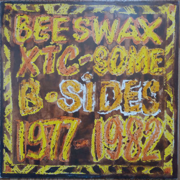 XTC Beeswax - Some B-Sides 1977-1982 LP 0