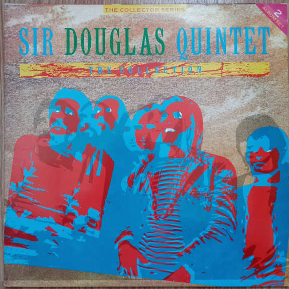 Sir Douglas Quintet The Collection LP 0