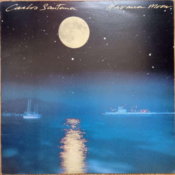 Carlos Santana Havana Moon  LP 0