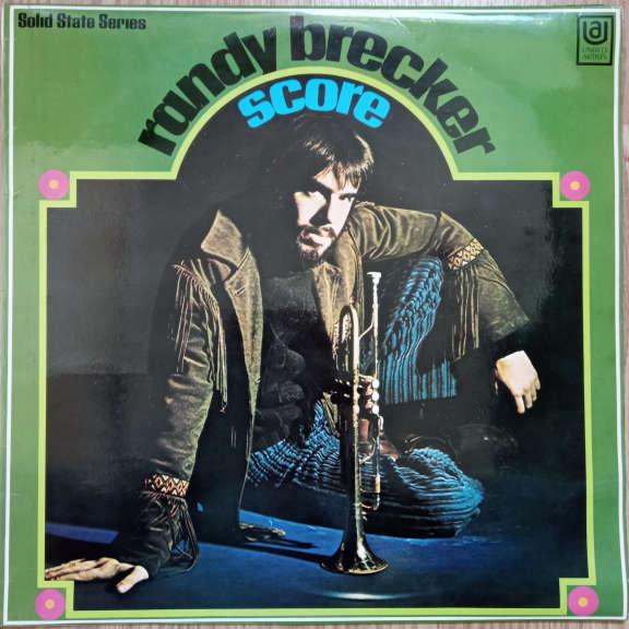 Randy Brecker Score LP 0