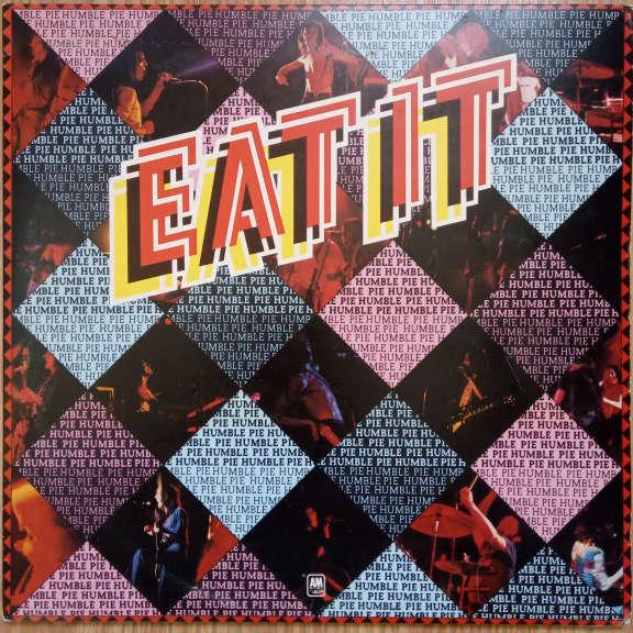 Humble Pie Eat It LP 0