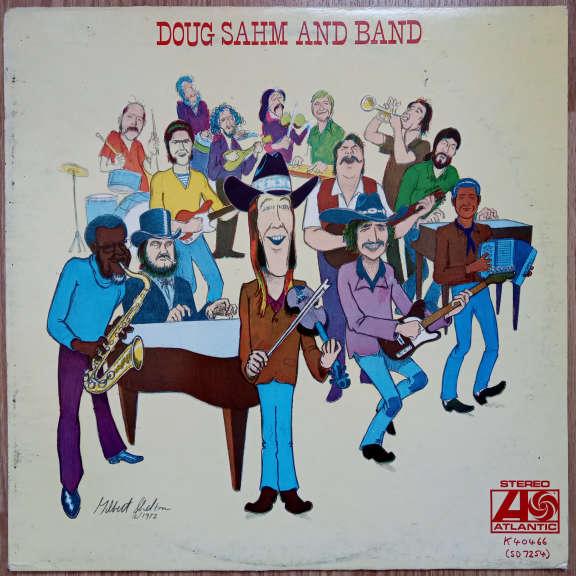 Doug Sahm And Band Doug Sahm And Band  LP 0